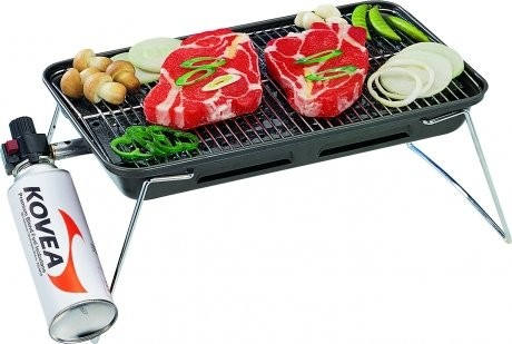 Газовый BBQ-гриль Slim Gas Barbecue Grill